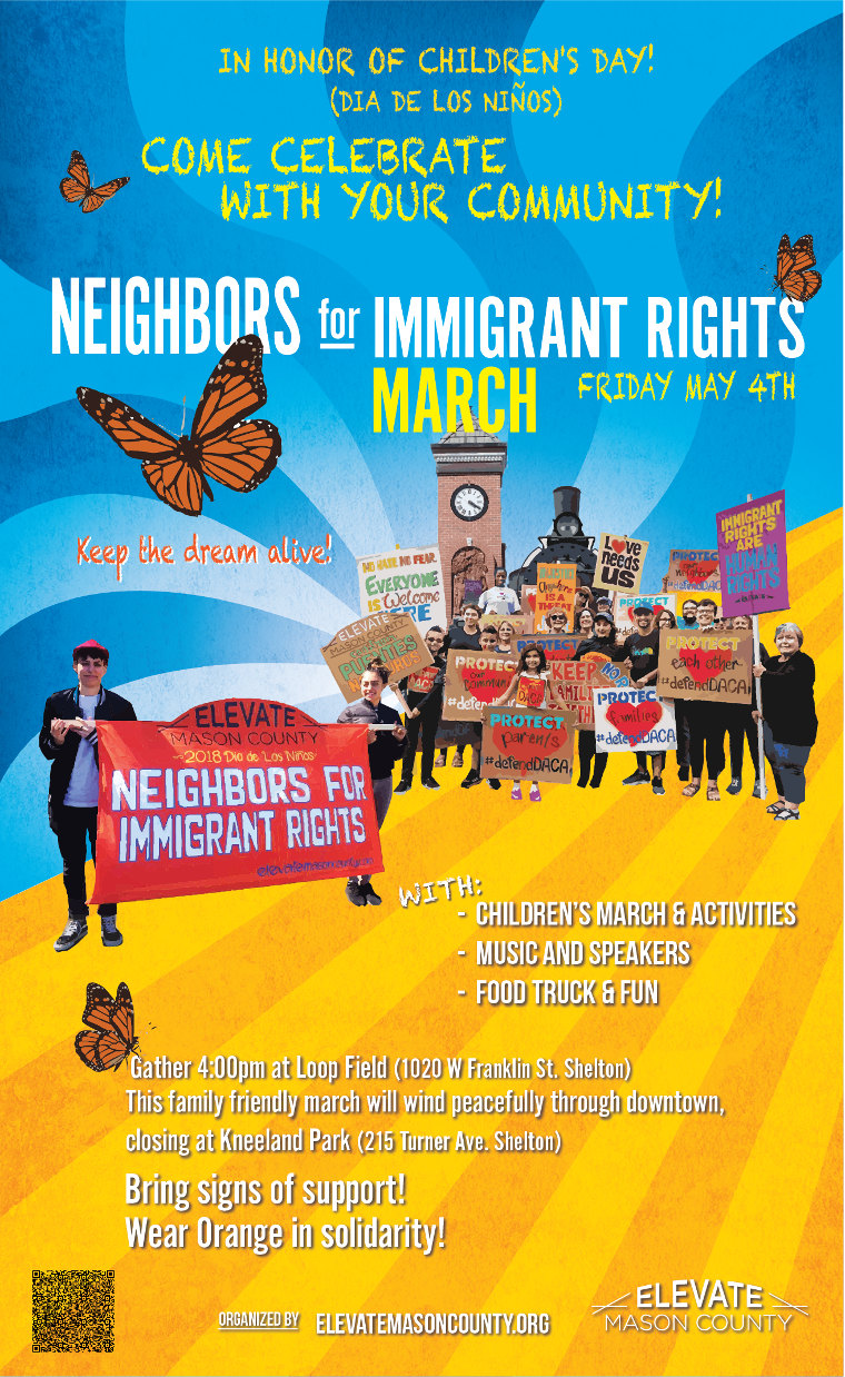 Neighbors for Immigrant Rights Poster